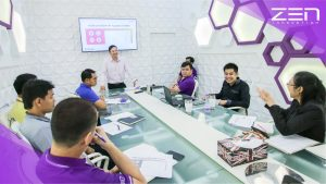 Zen Innovation Group จัดอบรมความรู้ IT เบื้องต้น และการใช้ระบบบริหารจัดการภายในด้วย G-suite