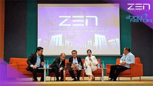Zen Innovation เข้าร่วมสัมนา A Revolution for Sustainable Modern Agriculture  by NSTDA (สวทช.)